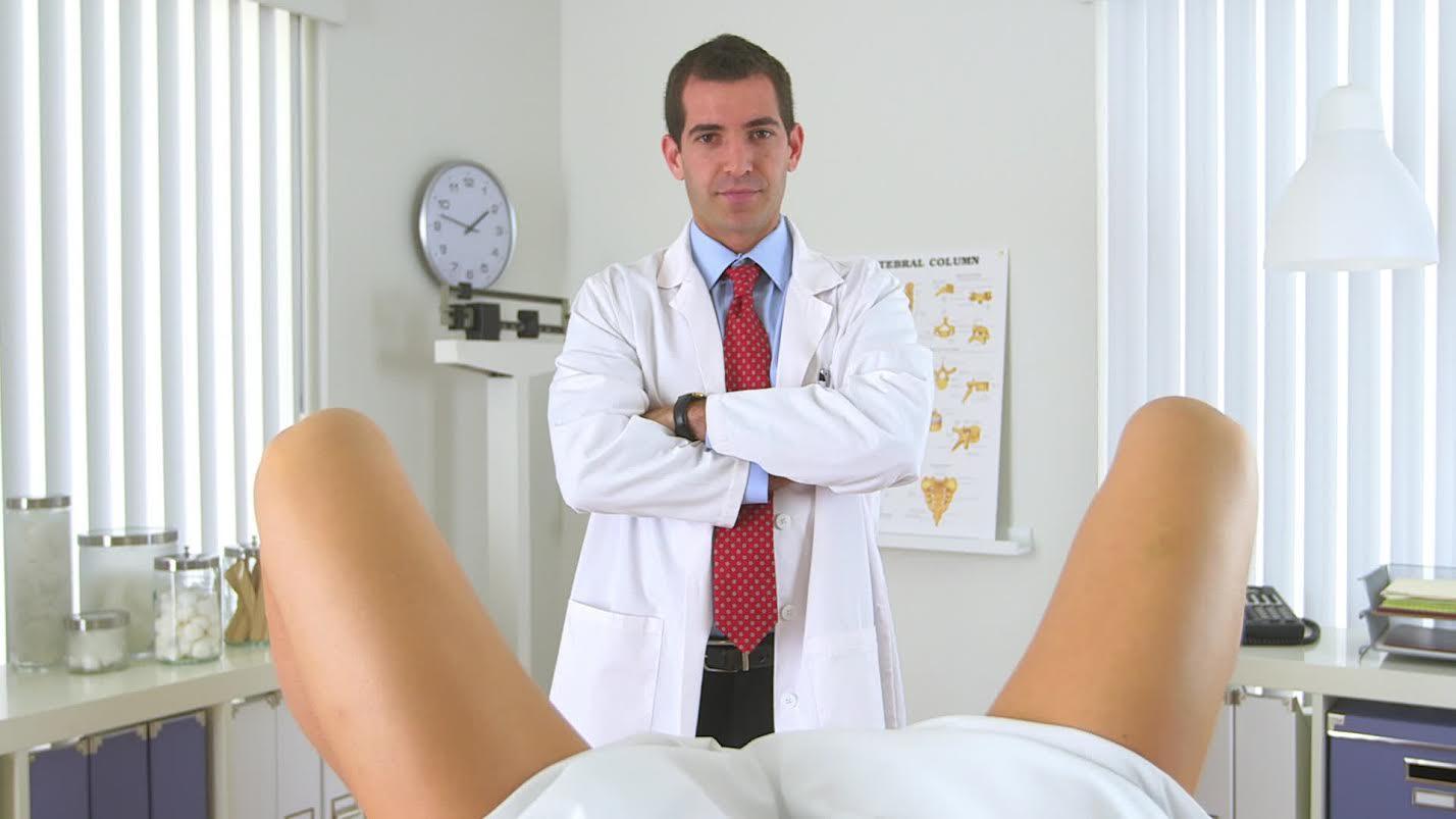 В гинекологии смотреть